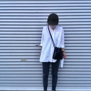 シャツが苦手だけど、これは好き♡と台風19号