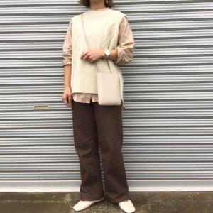 【UNIQLO】また履いたオンライン完売のデニム!/いい仕事してくれるヘアアイロン