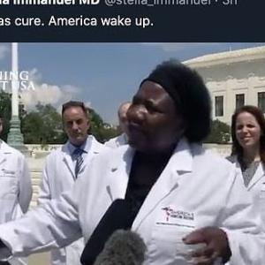トランプ大統領が備蓄した薬は、意外と中共ウイルスに効き目があるかもしれないと思った最近のニュース ー Ms. Sheila Immanuel(米国女性医師)