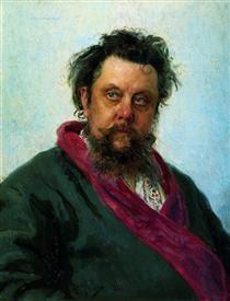 入院中をモデルにしたから、この肖像画を売って葬儀代金に充てた逸話自体、交流のあった芸術家をリスペクトして描いたのだろう - イリヤ・レーピン(画家・ロシア)