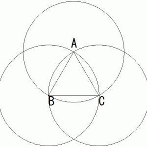 定幅図形(ルーローの多角形)