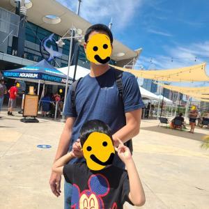 [息子6歳8ヶ月]水族館行ってきた