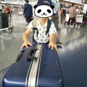 [息子5歳7カ月]4泊5日のペナン島 in マレーシア! ~1日目~