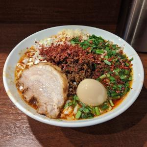 新杉田 麺屋づかちゃん 台湾ラーメン