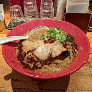 横浜 一風堂 赤丸味噌