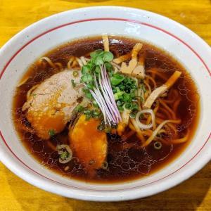 京急鶴見 麺屋ぬまた 正油らー麺