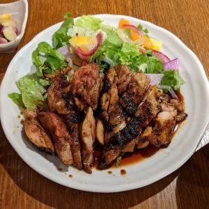 新杉田 海彦 新 ~あらた~ 鶏の炭火焼きランチ タレ焼き
