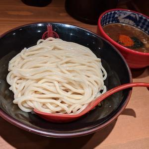 桜木町 三田製麺所 灼熱つけ麺中盛り