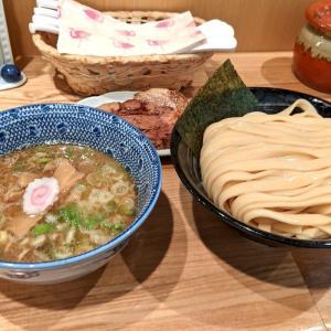 日ノ出町 つけ麺 はま紅葉 ハーフチャーシューつけ麺(中)平打麺