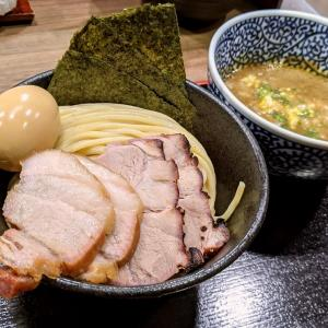 蒲田 煮干しつけ麺 宮元 特製極濃煮干しつけ麺中盛り