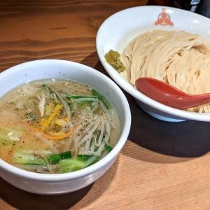 桜木町 三田製麺所 野菜たっぷりつけタンメン