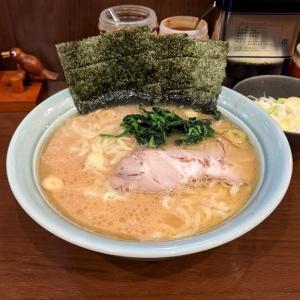 阪東橋 寿々喜家 ラーメン中ネギ
