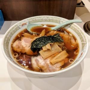 関内 唐桃軒 醤油チャーシュー麺