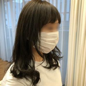 マスクも全く問題なしです 2