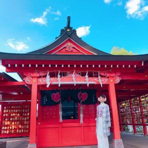 【パワースポット】恋の神様♡日本でここだけ!恋木神社&水田天満宮
