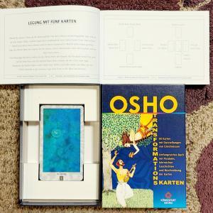 OSHOトランスフォーメーションタロットの購入方法