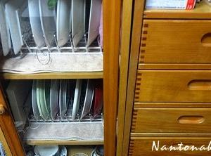 ★食器棚 の marimekko Maalaisruusu  ( *´ ︶ `* )