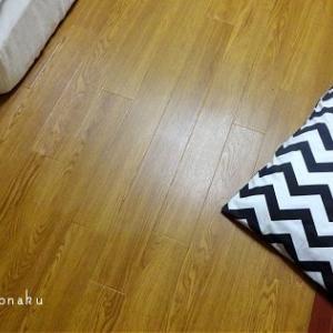 ★実は床に黒を使うとゴミが目立ってしかたがないのです。