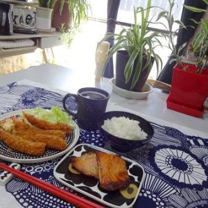 ★私の部屋 ご飯を食べる位置は 特に決まってないので適当です。
