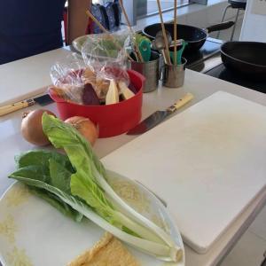 【こども】9月料理教室「秋の和食」開催しました。