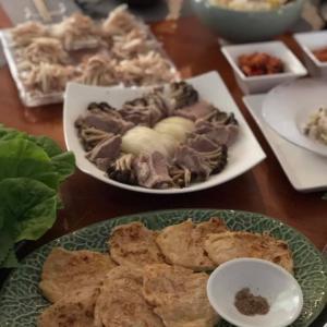 【薬膳】泉南市ケーキサロン「cake salon grace」さんで♪その2
