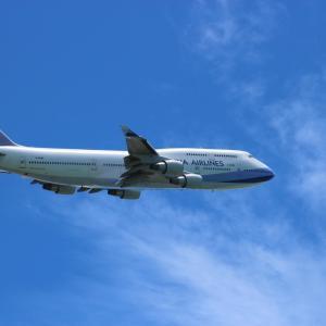 飛んで行きたい   B747  チャイナエアライン(CI)