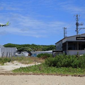 カフェと飛行機  B737  ソラシドエア(SQ)
