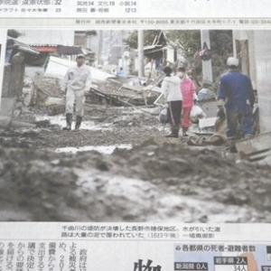 令和元年台風19号の被害状況