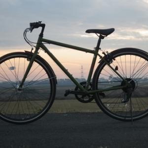 プチキャンプ用自転車を購入