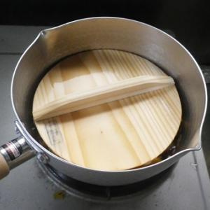 親孝行大作戦の道具と調理