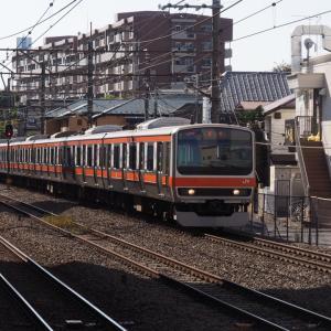 JR武蔵野線 2007年2月〜2019年11月