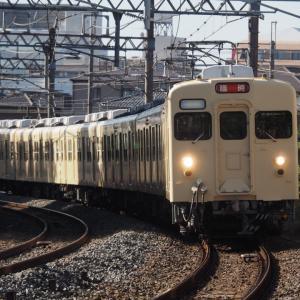 東武8000系8111F 臨時