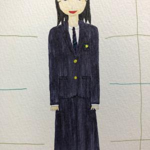 函館大学付属柏稜高校制服