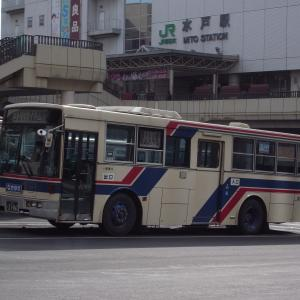 茨城交通・関東鉄道バス 2013年3月3日
