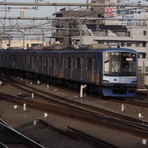 東急東横線 2007年9月〜2020年3月