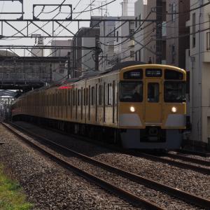 西武鉄道 2014年11月〜2020年3月