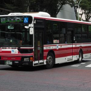 小田急バス 2009年6月〜2020年9月