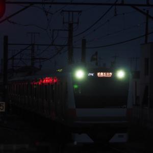 JR中央本線・五日市線 2016年2月〜2020年9月