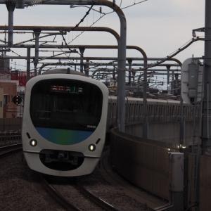 西武鉄道 2014年7月〜2021年9月