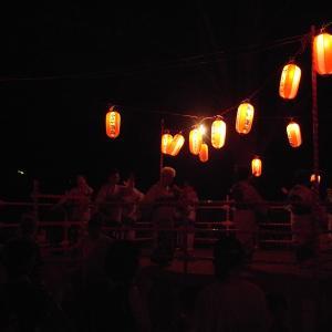 令和元年盛夏春日町町会盆踊り大会