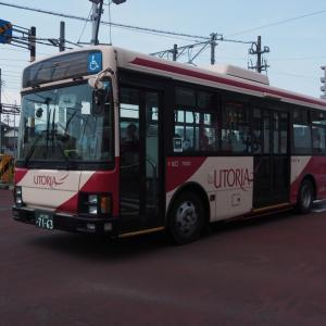 山交バス(山形交通) 2019年8月5日