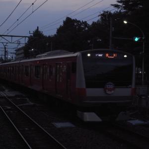 JR中央東・青梅線 2014年3月~2019年9月