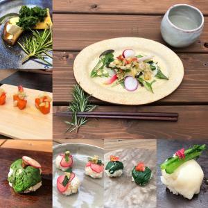 野菜寿司で川崎の野菜に目覚める。