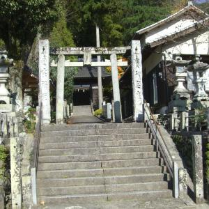 コロナでない門井友祐の炷森三島神社と盛景寺