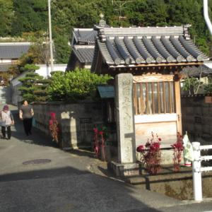 今年は昔の花遍路で堪能しよう 第56番 泰山寺
