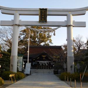コロナでない 讃岐の一宮 田村神社