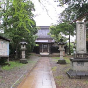 今年は命あっての物種 親鸞聖人上越でゆかりの寺院