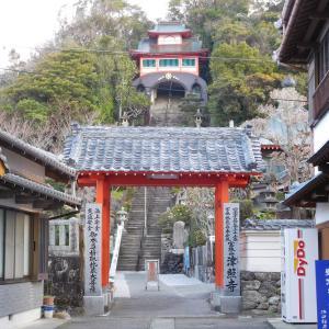 今年は昔の花遍路で堪能しよう 第25番 津照寺