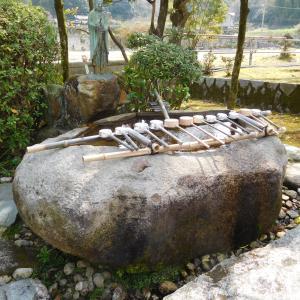 今年は昔の花遍路で堪能しよう 第61番 香園寺