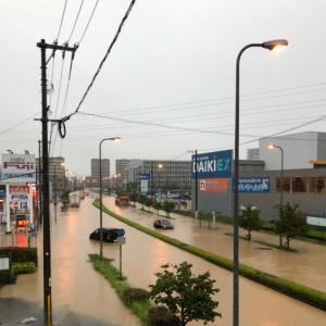 西日本豪雨災害から1年